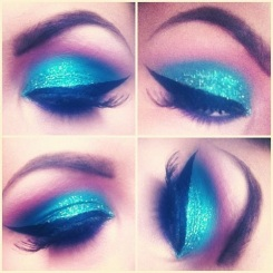 blue eyeshadow 4